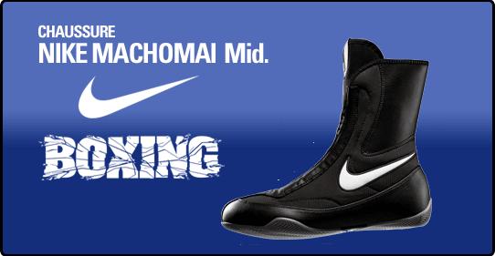 chaussure de boxe anglaise nike