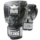 "Gants multi-boxes ""X-FIGHT Black Vintage"" de MONTANA"